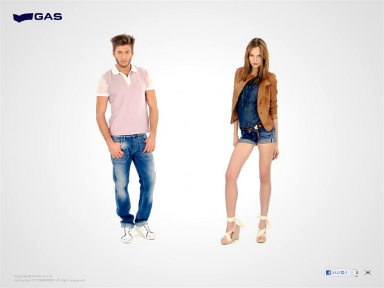 GAS Jeans _ Denim Spring / Summer 2011