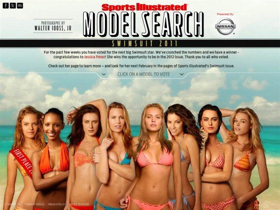 Model Search – 2011 Sports Illustrated Swimsuit Edition – SI.com