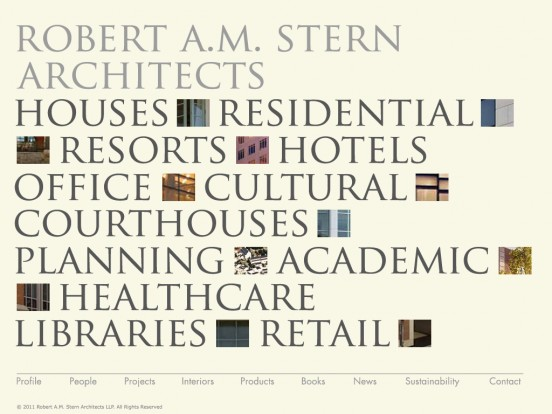 Robert A.M. Stern Architects – Homepage