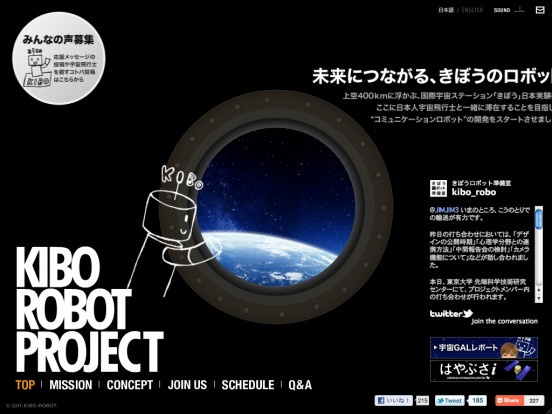 KIBO ROBOT PROJECT