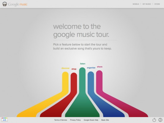 Google Music :: About