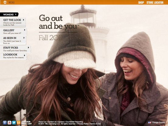 Timberland® for Women | Go out and be you™