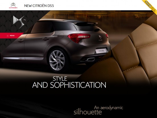 Citroën DS5 – STYLE AND SOPHISTICATION
