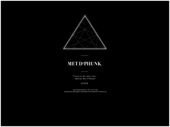 MET D'PHUNK – LISTEN TO THE INNER YOU