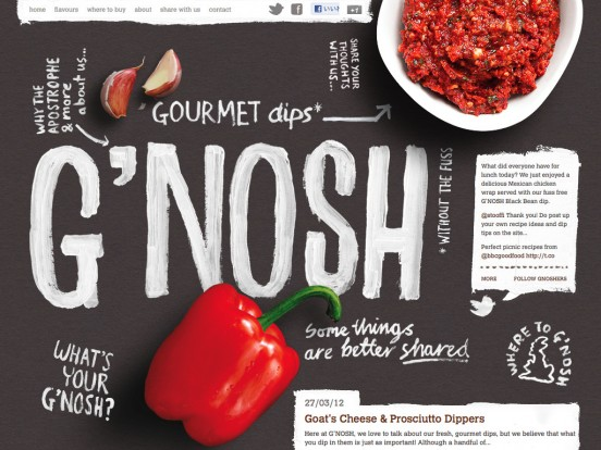 G'nosh – Gourmet dips without the fuss