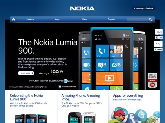 Cell Phones, Smartphones and Mobile Phone Accessories – Nokia – USA