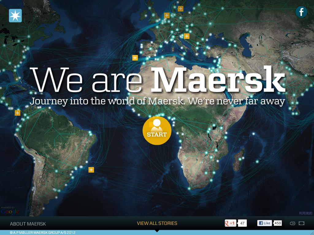 We Are Maersk