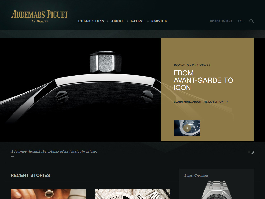 Luxury Watches – Audemars Piguet Swiss Luxury Watches