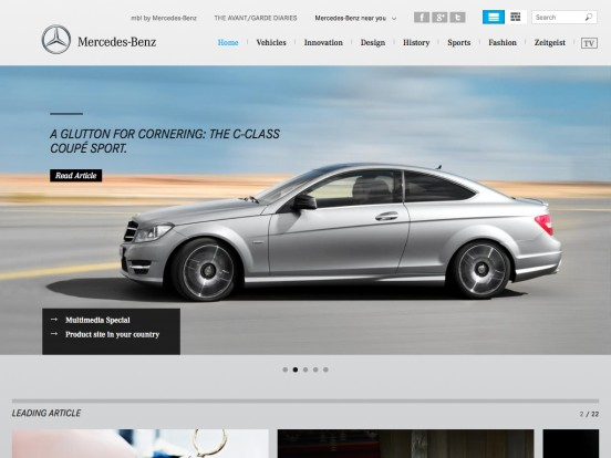 Home – Mercedes-Benz.com