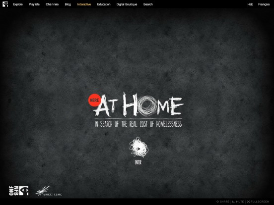 Here At Home – NFB/interactive – National Film Board of Canada