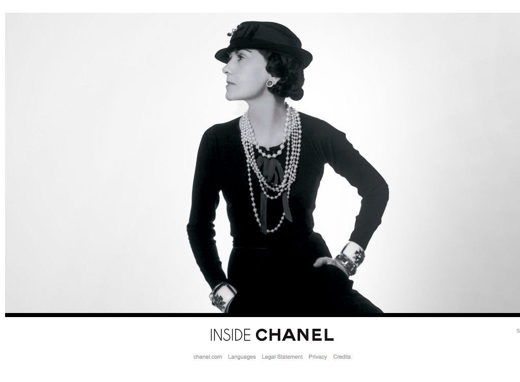 Inside CHANEL – The story of CHANEL