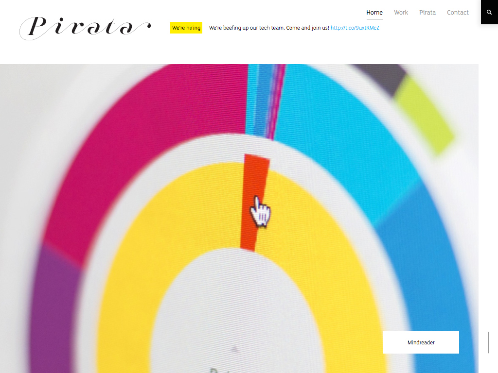 Pirata – we create digital products