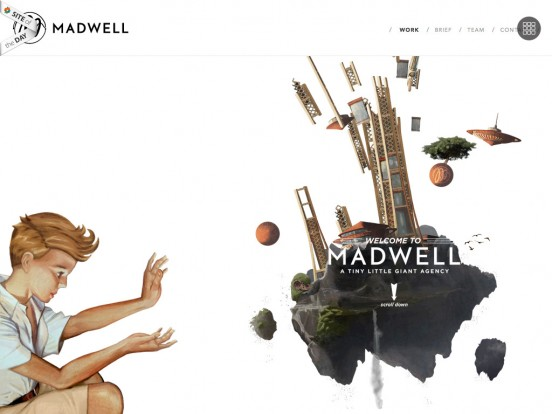 Madwell | A Tiny Little Giant Agency