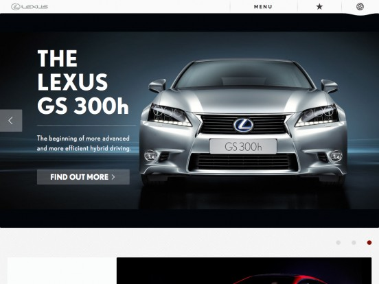 Lexus International, New Luxury Lexus Cars: Amazing In Motion