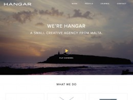 Web Design, Graphic Design, Motion Graphics, Video & Branding Malta | Hangar Creative Agency