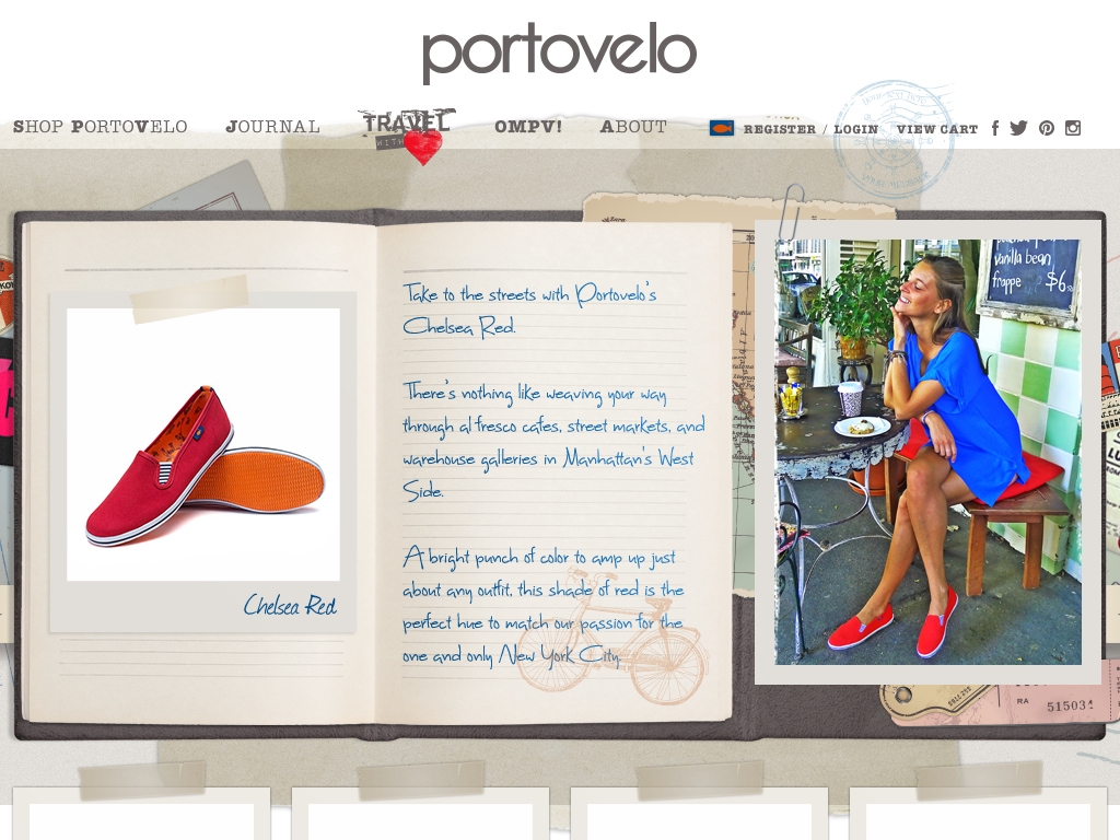 Portovelo Shoes