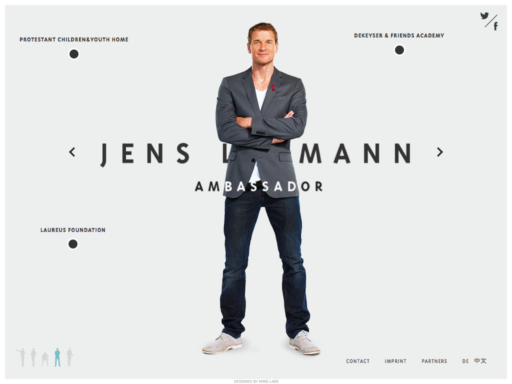 Offizielle Homepage von Jens Lehmann | Official website of Jens Lehmann