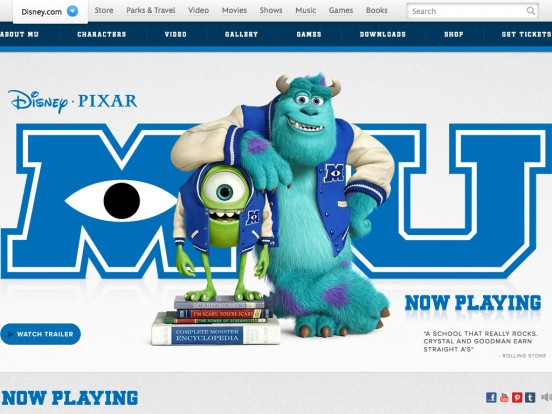 Monsters University | Official Website | Disney – Pixar