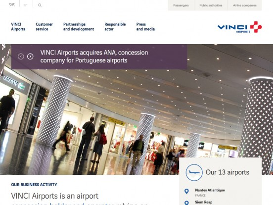 VINCI Airports – Opening your world | VINCI Airports