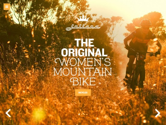Juliana Bicycles | The Original Women's Mountain Bike