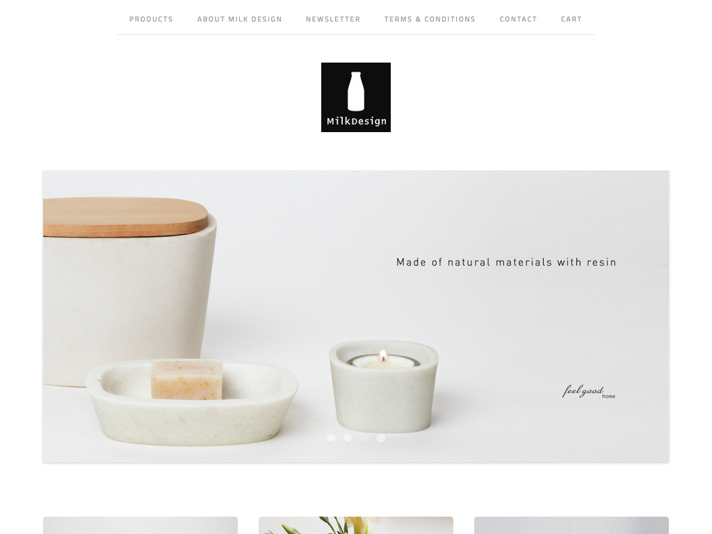 Home / Milk Design Shop