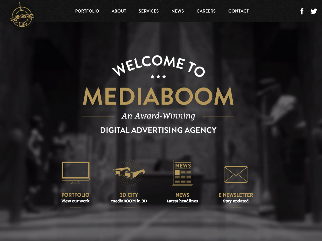 mediaBOOM | Web Design CT | Award Winning Web Development CT