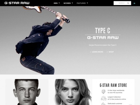 G-Star RAW DENIM | The Official Online Store