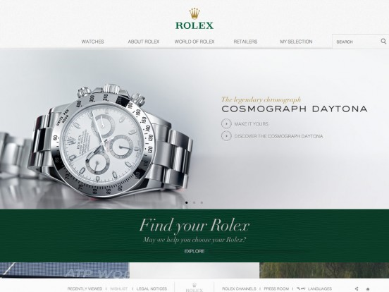 Official Rolex Website – Timeless Luxury Watches