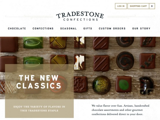 Handcrafted chocolates and other gourmet confections – Tradestone Confections