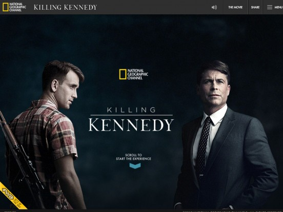 Killing Kennedy | National Geographic Channel