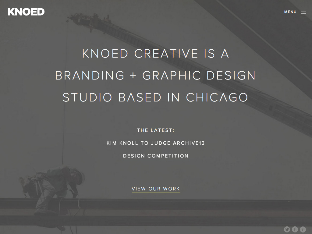 Chicago Graphic Design | Knoed Creative