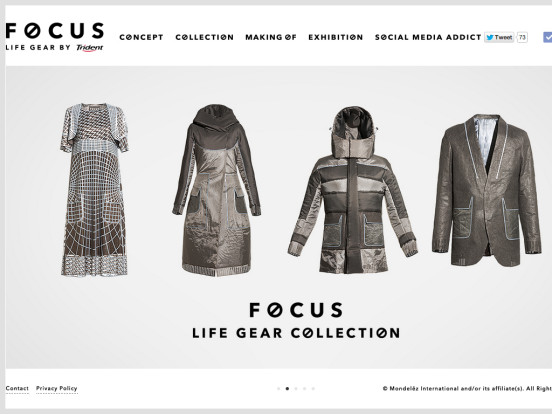 Focus: Life Gear by Trident