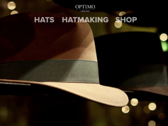 Optimo Hats — Life's better in a great hat.