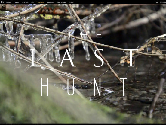 NFB/Interactive – The Last Hunt