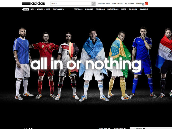 adidas Official Website | adidas UK