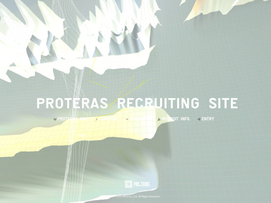 PROTERAS RECRUITING SITE