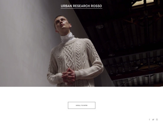 URBAN RESEARCH ROSSO | ROSSO OFFICIAL SITE
