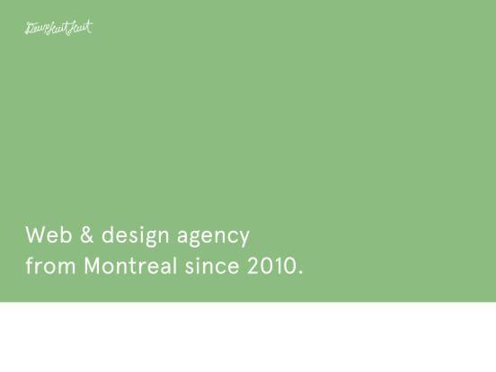 Deux Huit Huit | web and design agency