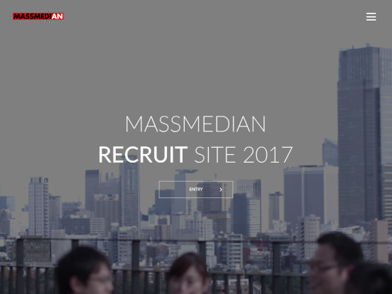MASSMEDIAN RECRUIT SITE 2017
