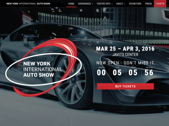 Home – New York International Auto Show