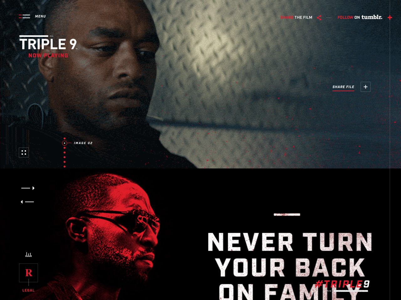Triple 9 – Official Tumblr Site