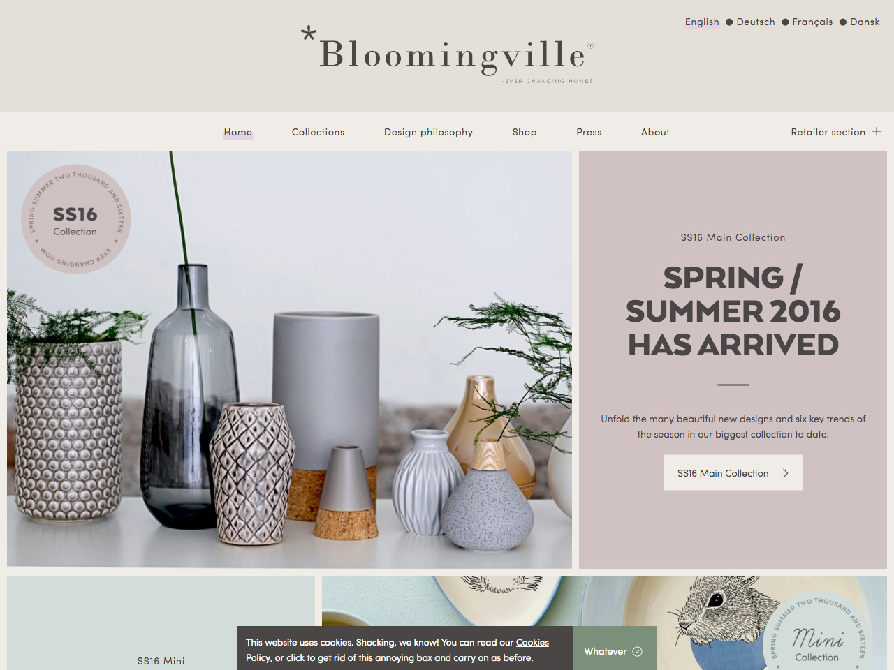 Bloomingville – Nordic home & interior design