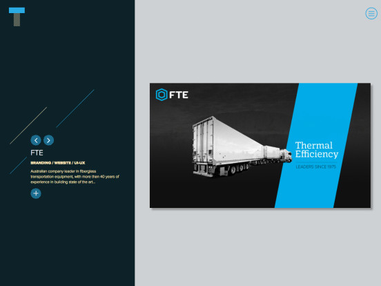 The Studio - Web Design, Branding, UI, UX - Trama Studio