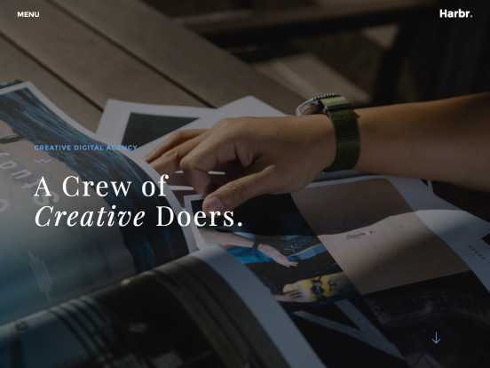 A Creative Digital Agency In Tampa, Florida | Harbr Co.