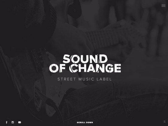 Sound of Change – Supporting Buskers Beyond The Streets