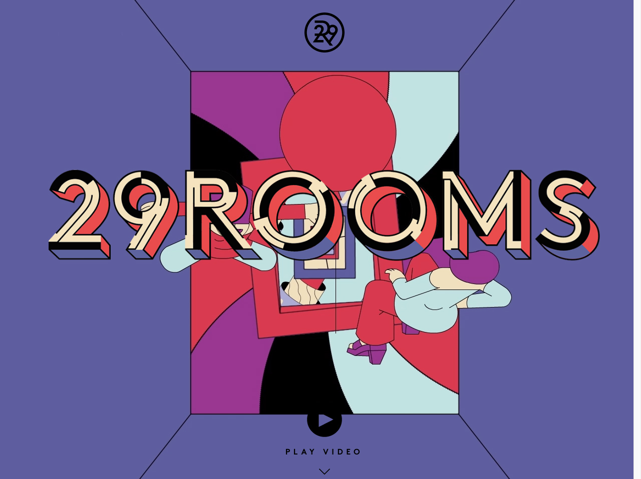 29Rooms: Interactive funhouse of style, culture, and technology!