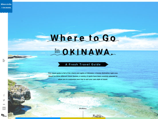 Where to Go in OKINAWA.