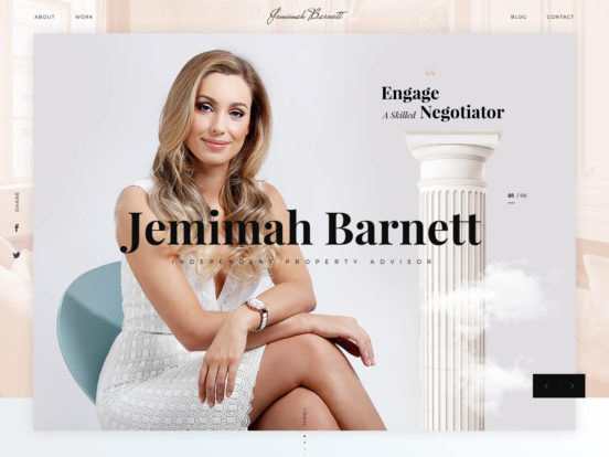 Jemimah Barnett | London-based Property Advisor & Buyer