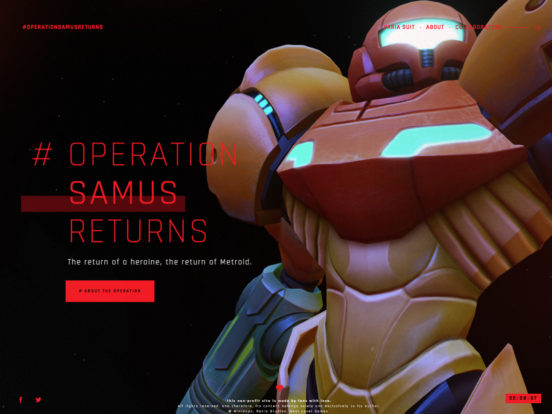 #OPERATIONSAMUSRETURNS