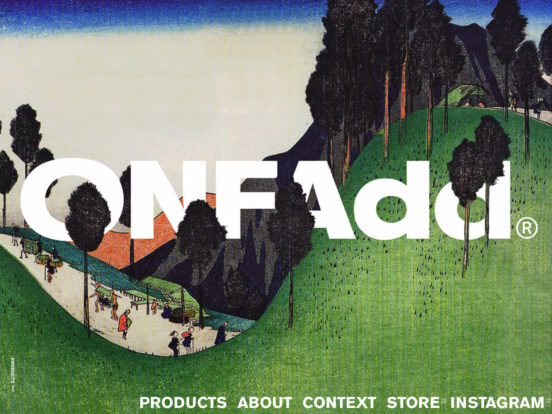 ONFAdd – Mobile lifestyle inspired by Japanese culture